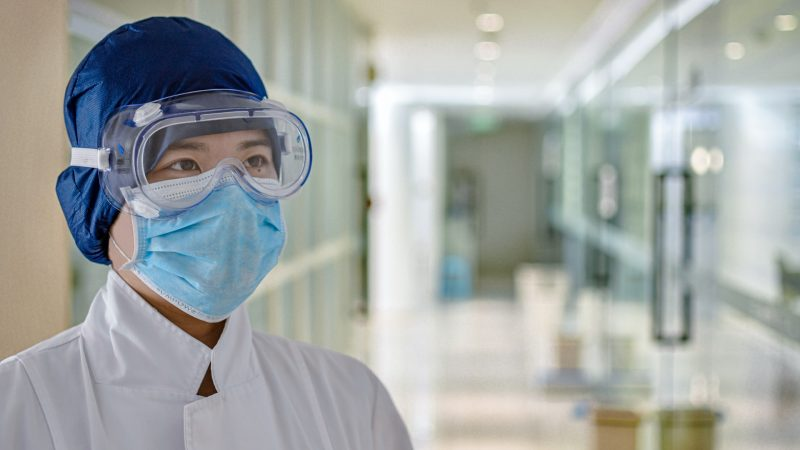 Doctor's group lauds  PRC for ensuring health care workers' well-being