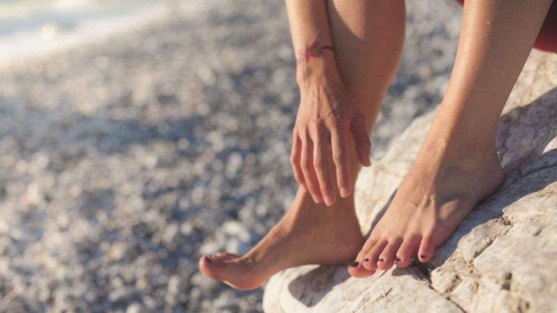 'COVID toes,' other rashes latest possible rare virus signs