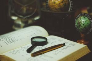 research, study [Photo by João Silas on Unsplash]