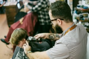 hair salon, beauty parlor, haircut [Photo by Jonathan Weiss on Unsplash]