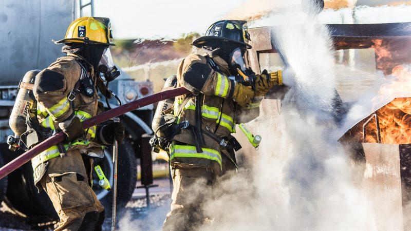 Market fire blankets Fiji capital in smoke