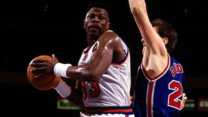 NBA: Knicks legend Patrick Ewing recovering from COVID-19