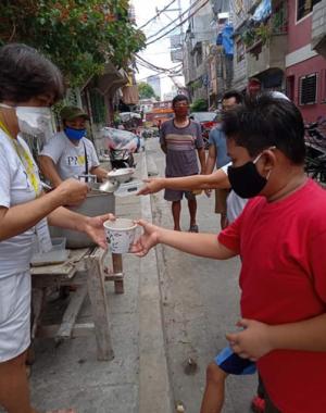Volunteers [PIA photo]