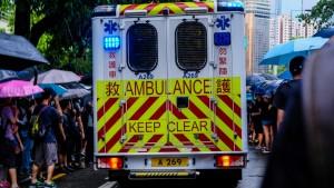 ambulance, coronavirus, medical [Photo by RAYMOND Wong on Unsplash]