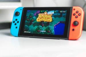 Animal Crossing, Nintendo Switch [Photo by Sara Kurfeß on Unsplash]