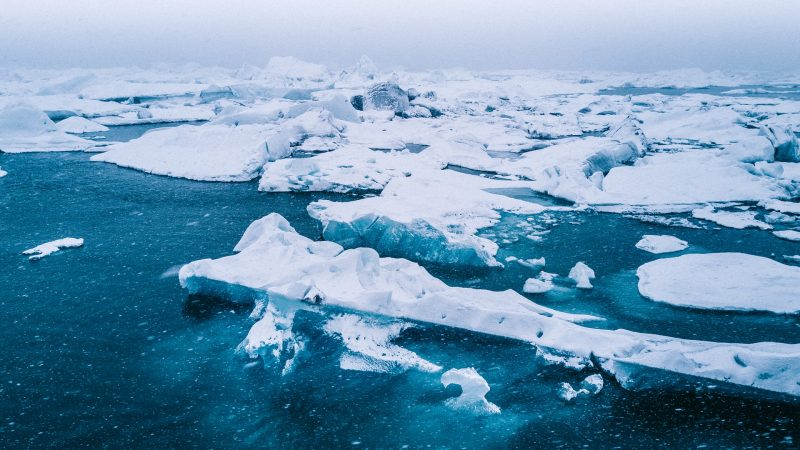 Virus delay, early ice melt challenge Arctic science mission