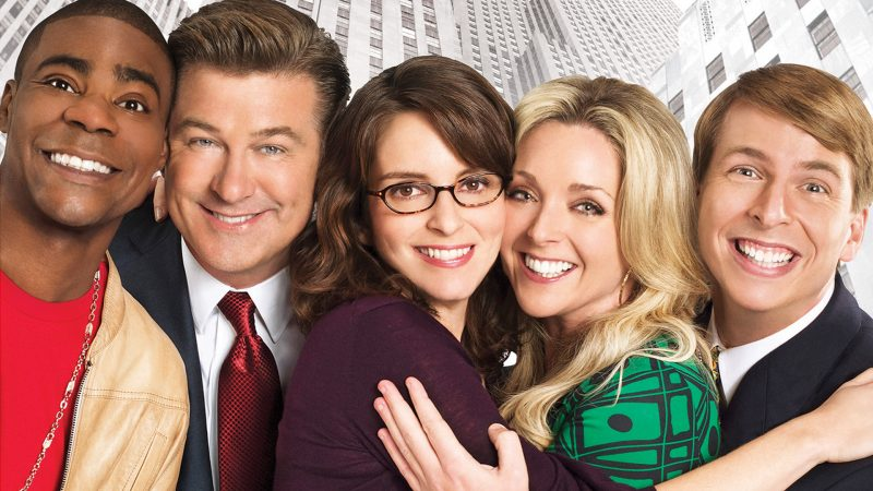 '30 Rock' Reunion Special Set on July 16 at NBC