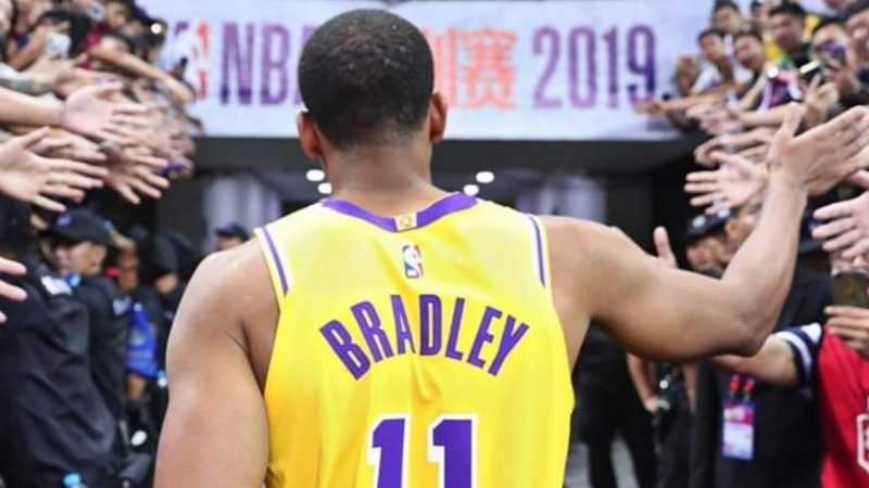 NBA: How Avery Bradley's absence affects Lakers' title hopes