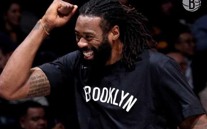 NBA: Brooklyn Nets' DeAndre Jordan, Dinwiddie have COVID-19, could miss games