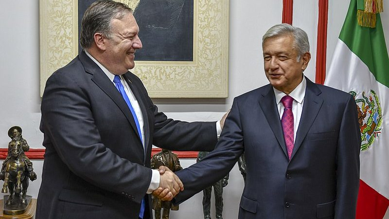Mexican president says in good health as aide contracts COVID-19