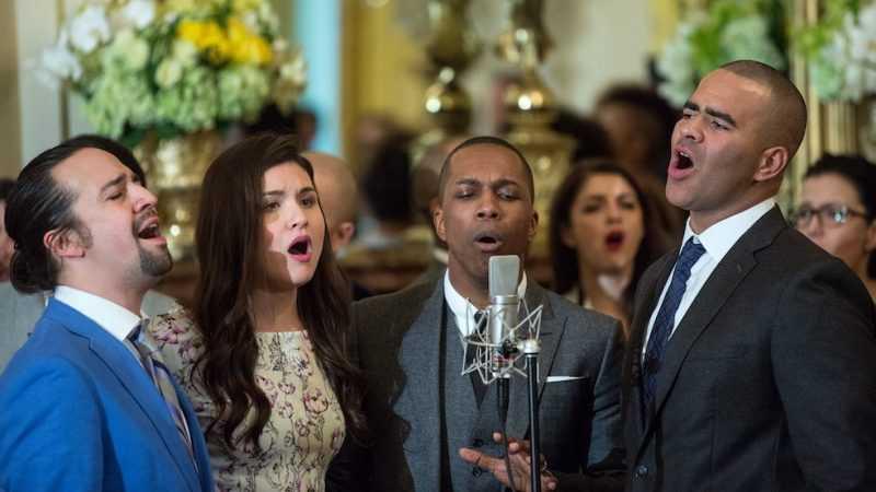 WATCH: Lin Manuel Miranda Releases 'Hamilton' First Teaser For Disney Plus