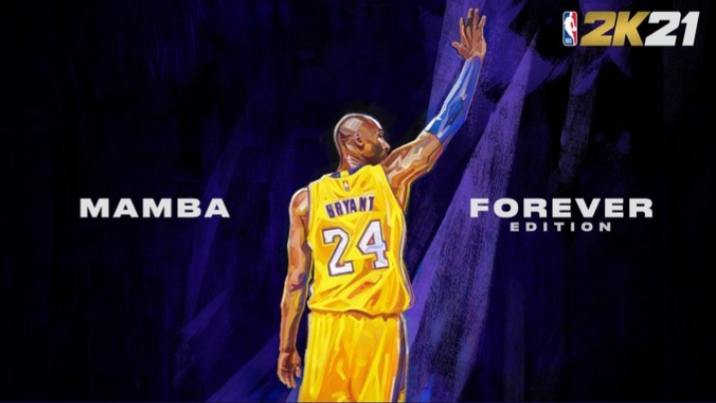 NBA: Kobe Bryant is special 2K21 cover athlete