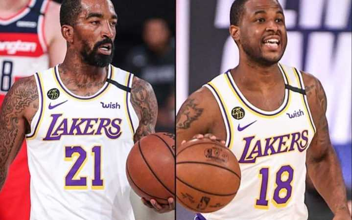 NBA: Lakers' Smith, Waiters prove doubters wrong, combine for 38 points