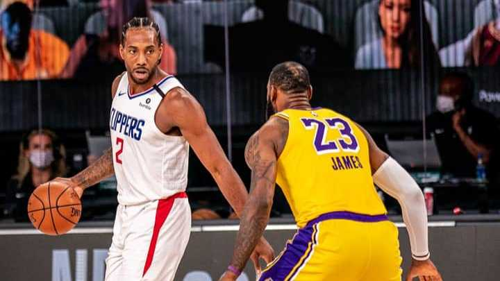 NBA: George, Kawhi combine for 58 but lose to Lakers [VIDEO]