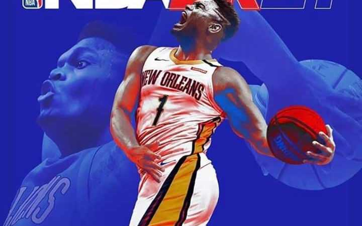 NBA: Zion Williamson is 2nd NBA 2K21 cover athlete