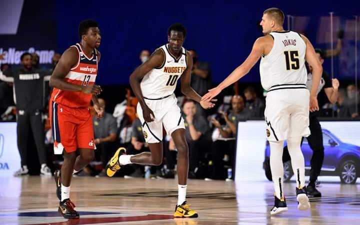 NBA: Bol Bol turns heads in Denver Nuggets debut