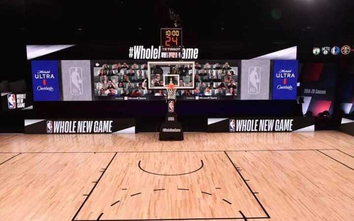 NBA: Zero COVID positive players a day before season restart