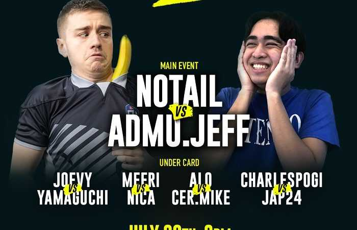 Filipino ADMU Student to Face OG Team Captain N0tail in 1v1 Competition