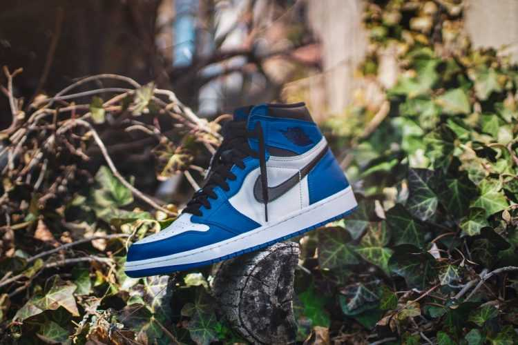 Air Jordan Sneakers [ Photo by Jordan Hyde from Pexels]