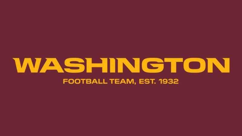 NFL: Washington drops 'Redskins' monicker, use temporary name 'Football Team'