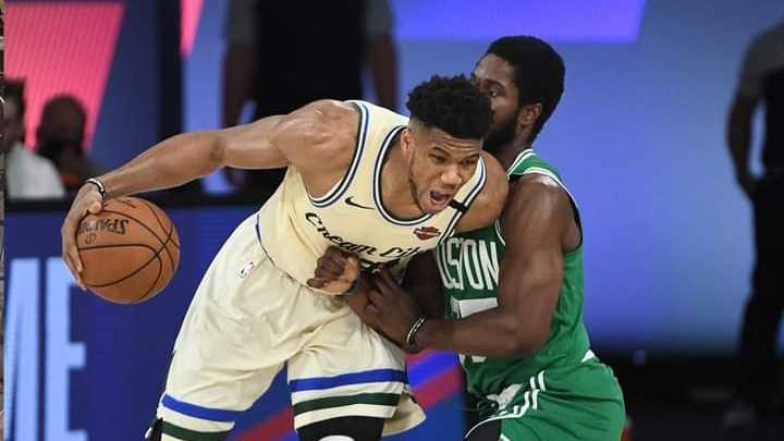 NBA: Giannis' double-double leads powerhouse Bucks over Celtics [VIDEO]