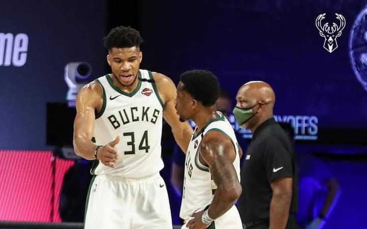 NBA: Giannis Antetokounmpo wins 2020 Defensive Player award
