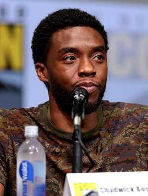 Chadwick Boseman [Gage Skidmore | Flickr]