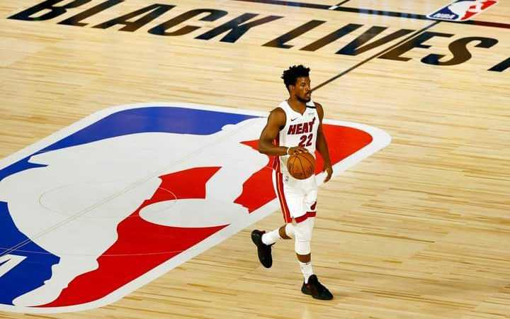 """NBA: Jimmy Butler wears blank jersey to show he's """"no different"""" [VIDEO]"""