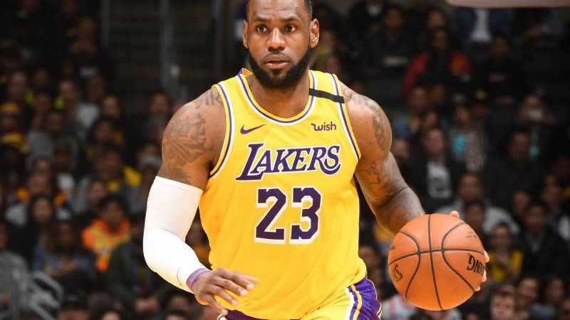 NBA: LeBron powers Lakers into NBA Finals