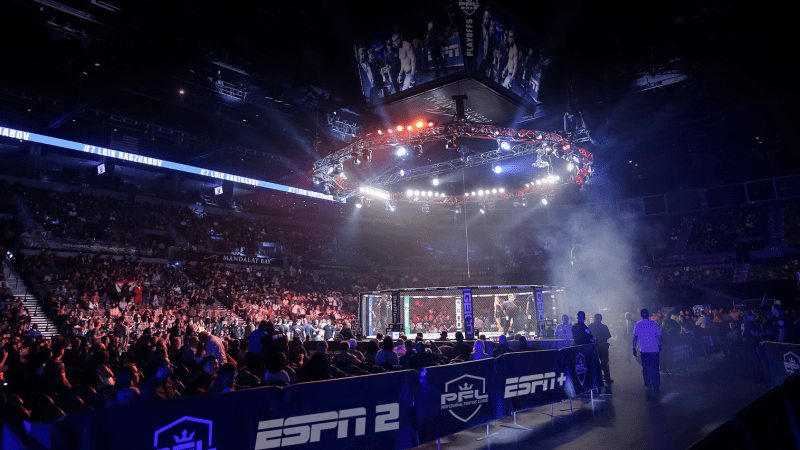 Professional Fighters League Partners with Brazil Media Company Globo