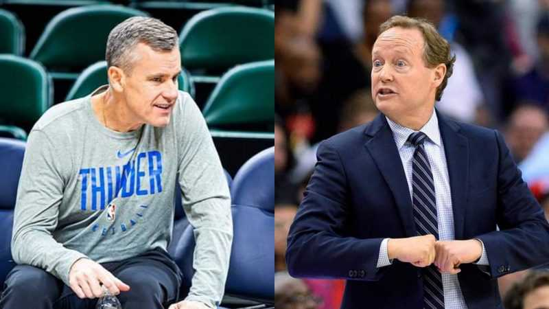 NBA: Bucks' Budenholzer, OKC's Donovan are Coach of the Year winners