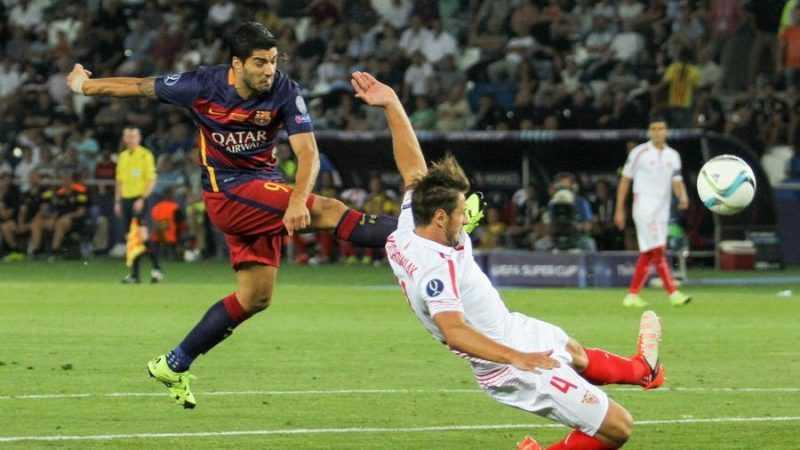 Juve deny wrongdoing amid Suarez Italian exam probe