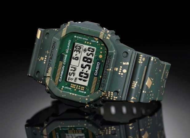 Casio releasing G-SHOCK with interchangeable bezels and bands