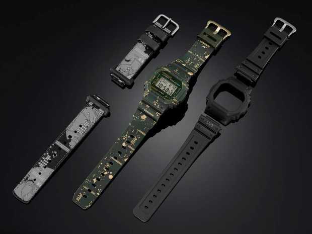 Casio G-Shock DWE-5600CC