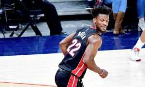 Jimmy Butler of the Miami Heat [photo: All-Pro Reels | Flickr]