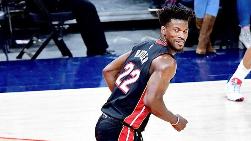 NBA: Butler shrugs off 'underdog' tag, preps for Lakers