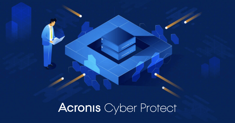 Acronis Cyber Project