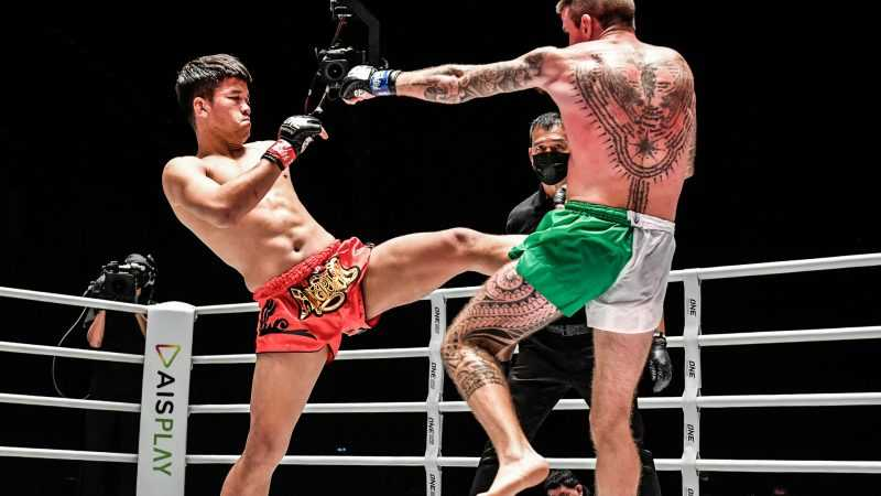 Thai defeats 'Clubber' at ONE: A New Breed II