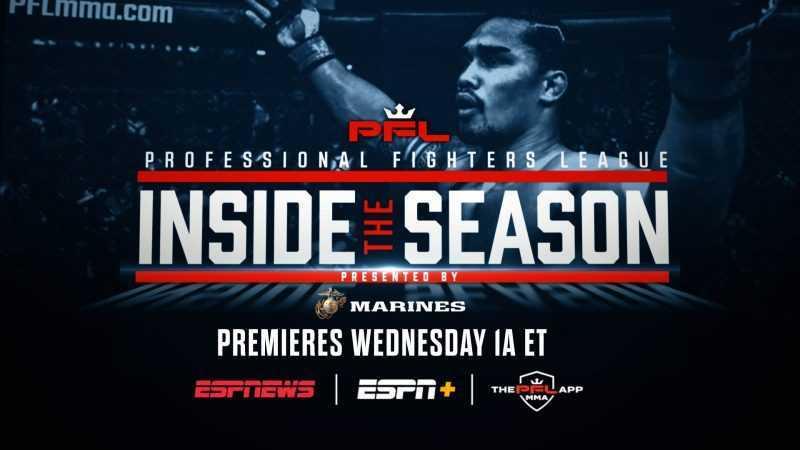 PFL Studios Originals set to debut on ESPNews, ESPN+
