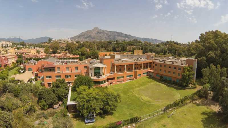 Les Roches Campus in Marbella