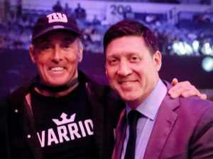 John McGinley and Peter Murray [PFL photo]