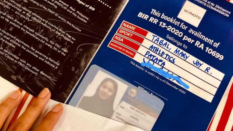 PH National Athletes, Coaches to get Discount ID and booklets