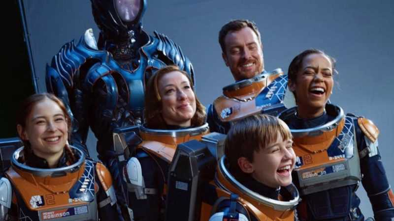 Netflix's 'Lost In Space' season 3 starts production