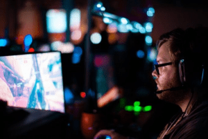 Tournament organizers' passion for esports allowed them to find creative solutions in response to the global health issue (image courtesy of MediaWrites)