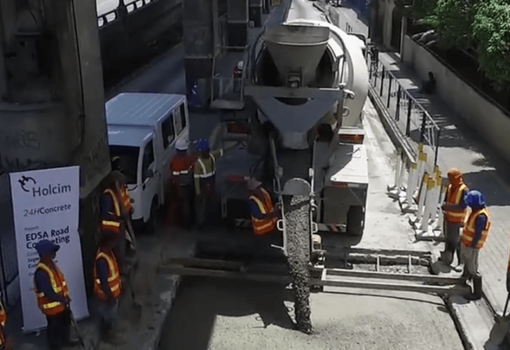 Holcim Philippines will roll out its SFCrete road repair solution outside Metro Manila to help partners lessen disruption from rehabilitation of busy urban thoroughfares.