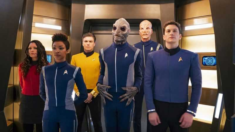 'Star Trek: Discovery' to Introduce First Non-Binary and Transgender Characters