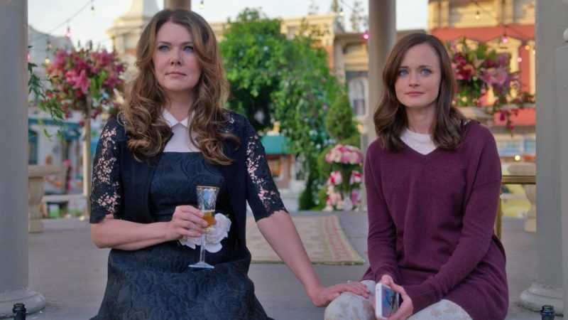 'Gilmore Girls' is 20: 'A Year in the Life' to air on The CW