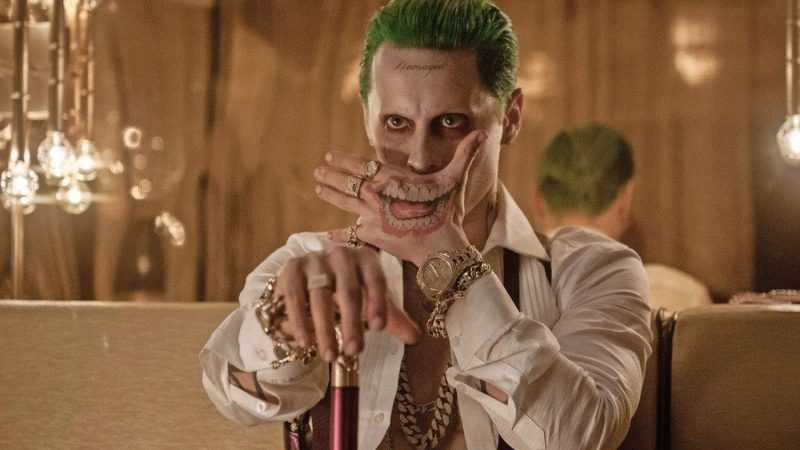 Jared Leto returns as Joker in 'Justice League' Snyder Cut