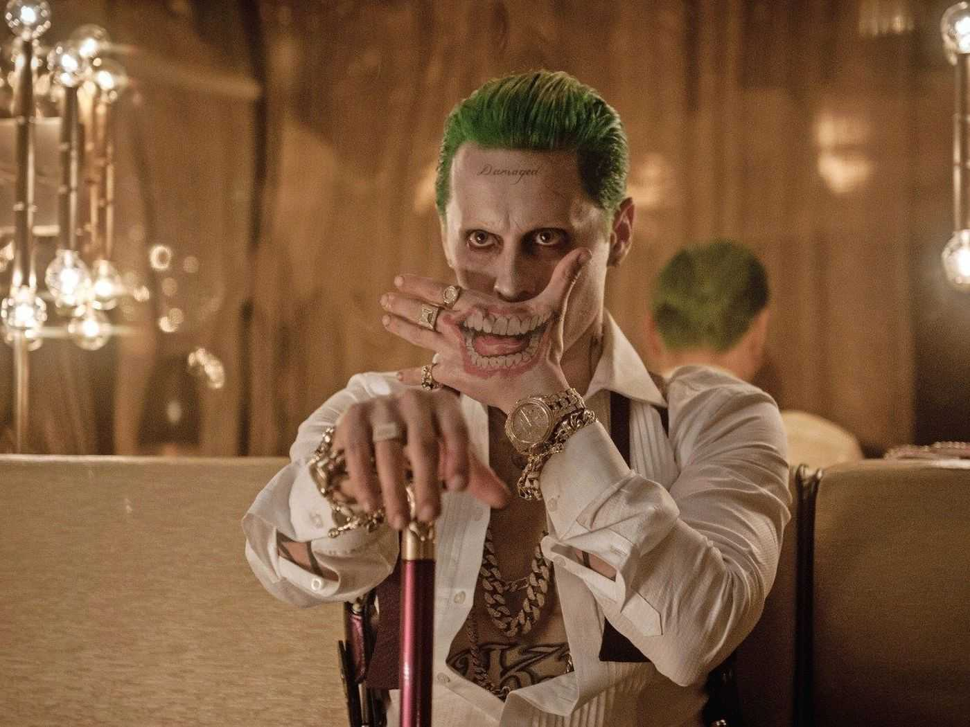 Justice League Jared Leto Joker