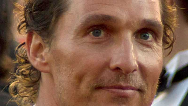 Matthew McConaughey shares rejection over Hulk casting